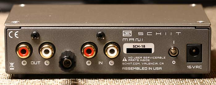 Schiit Mani Phono Preamplifier Back Panel Audio Review.jpg