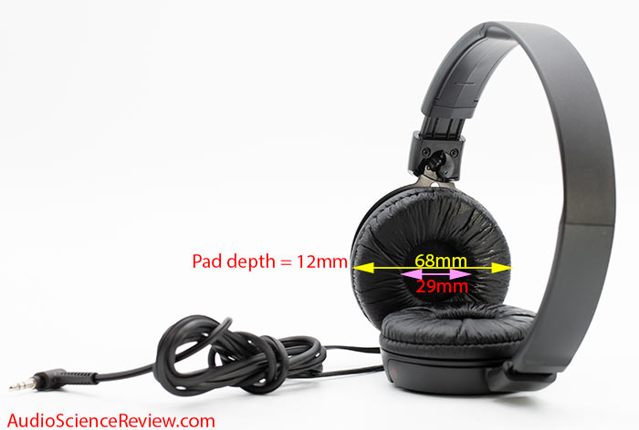 Sony MDR-ZX110 Review Budget Padding Headphone.jpg