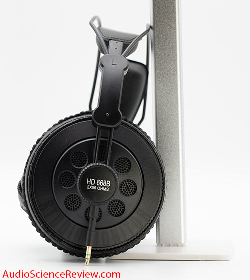 Superlux HD668B Review cheap Semi-open Headphones removable cable.jpg