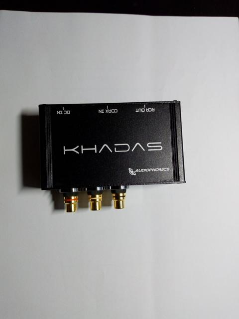 Review and Measurements of WesionTEK Khadas Tone Board DAC | Page 44