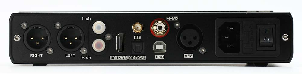 Topping DX7 Pro Balanced DAC and Headphone Amplifier Back Panel Review.jpg