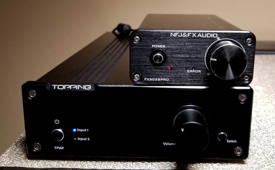 Topping TP60 and FX Audio FX502SPro Audio Amplifier Review.jpg