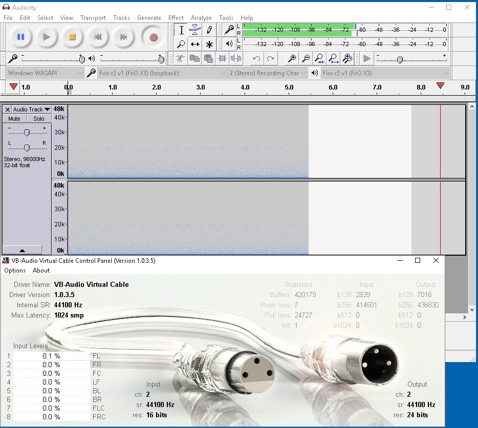 Noise from input, how to isolate?   Audio Science Review