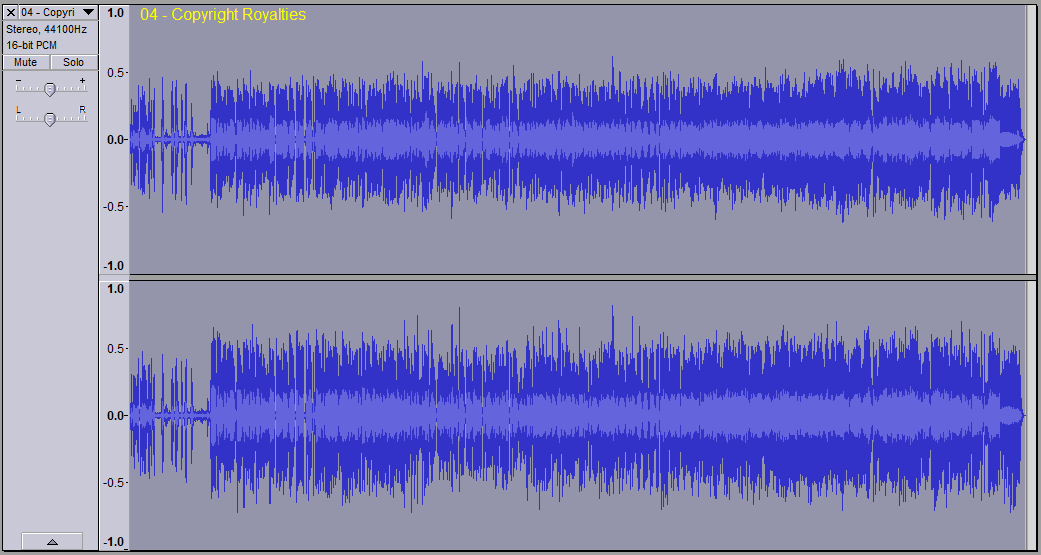 Windows app to show clipping in FLAC or WAV files? | Audio Science