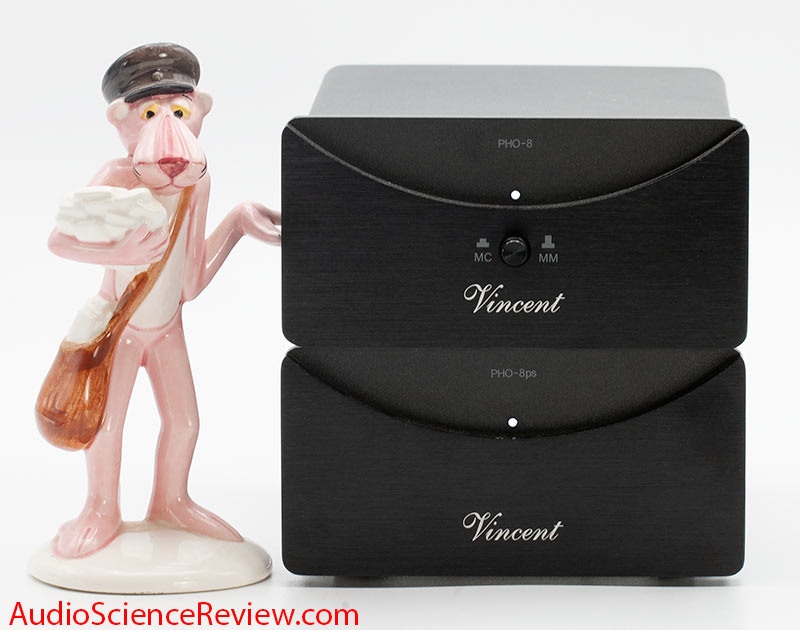 Vincent Pho-8 Phono preamplifier stage Cartridge Moving Magnet Movie Coil Audio Review.jpg