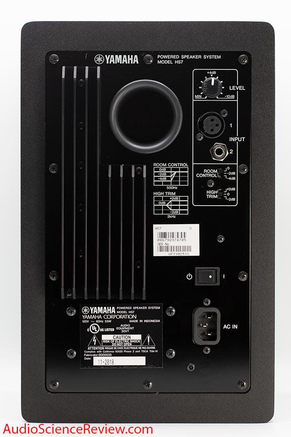 Yamaha HS7 Review Professional studio near-field Monitor.jpg