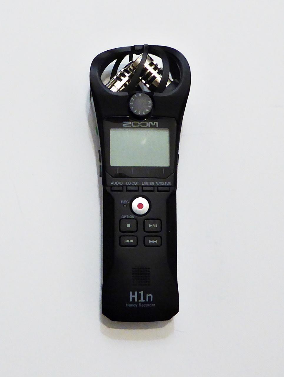 Zoom H1n Handy Recorder Audio Science Review Asr Forum